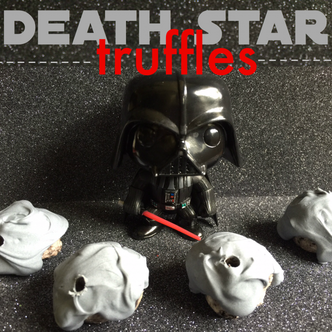Death Star Truffles square
