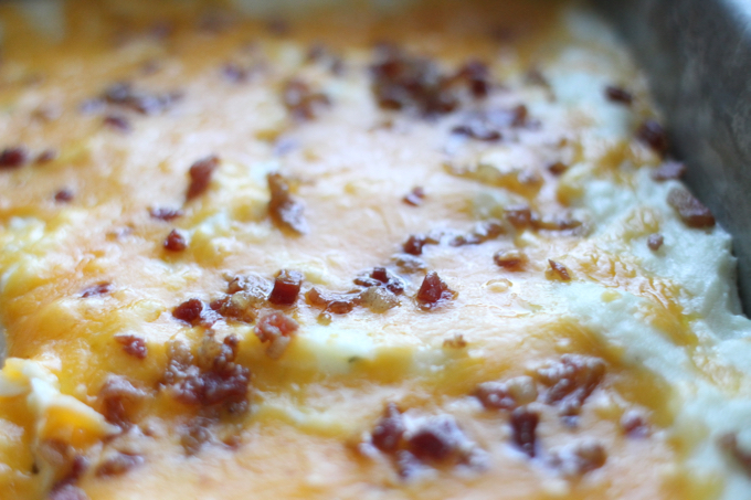 Easy Twice Baked Potato Casserole