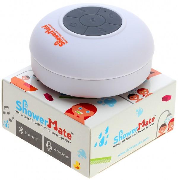 Shower Mate Bluetooth Speaker