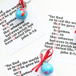John 3:16 Valentine