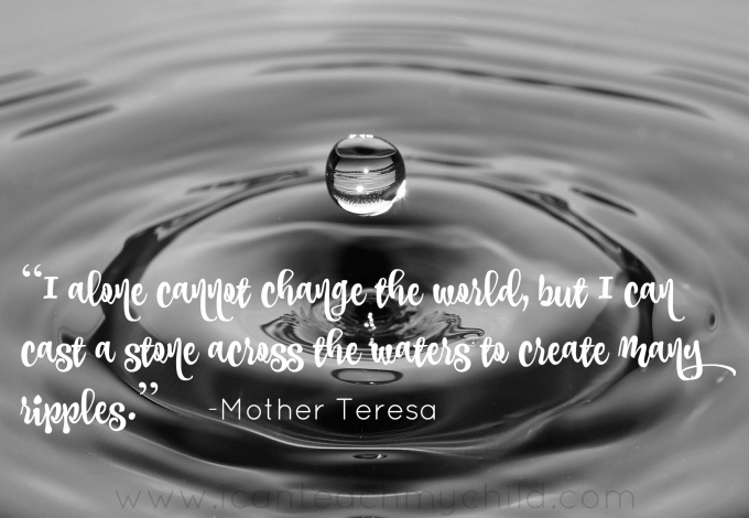 My Favorite Quotes by Mother Teresa