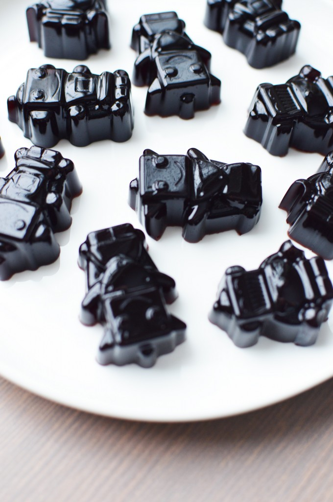 Immune-Boosting Homemade Elderberry Gummies