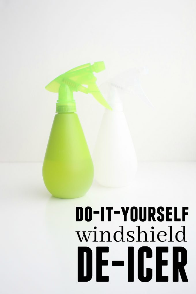 DIY Windshield De-Icer