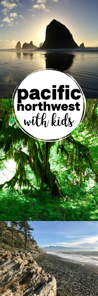 A Week in the Pacific Northwest with Kids
