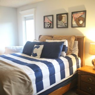 Tween Boy Bedroom