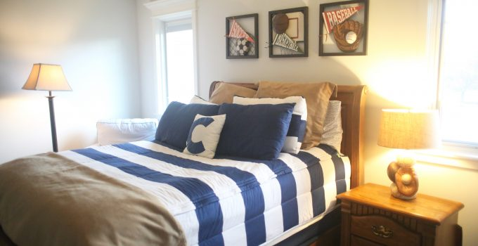 Upgrading your son to a tween boy bedroom