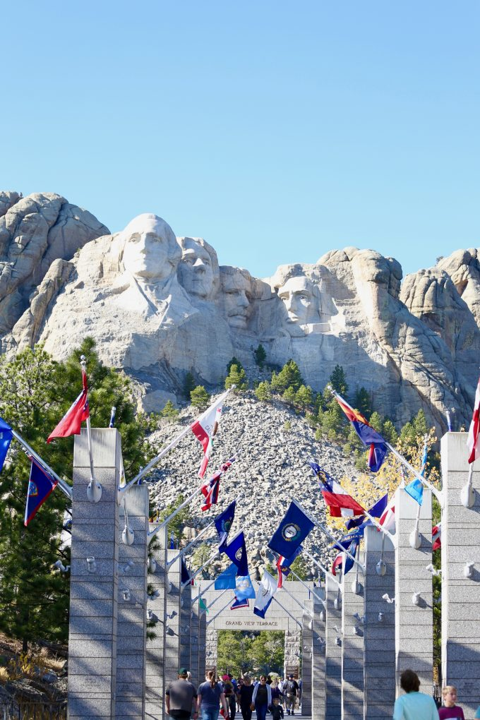 Mt. Rushmore with Kids