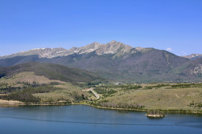 Lake Dillon / Dillon Reservoir