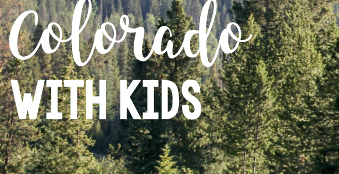 Keystone, Colorado with Kids (in the Summer)