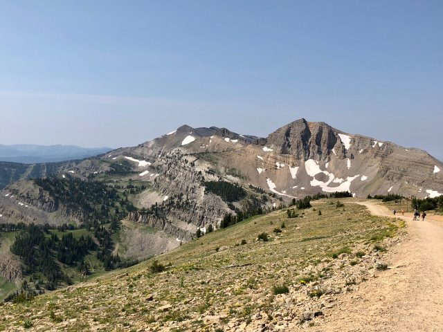 Top of Jackson Hole Ski Area