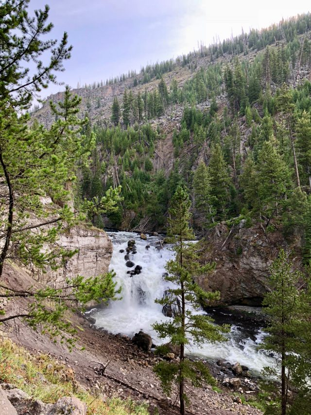 Firehole Canyon Drive
